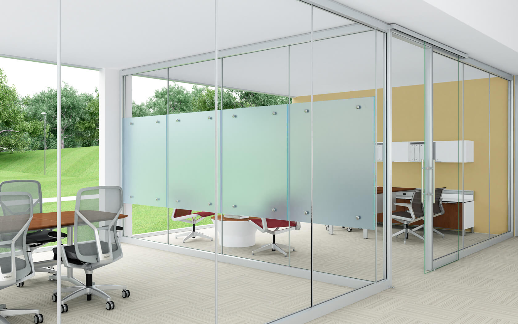 Office Partitions Dividers Moveable Architectural Walls
