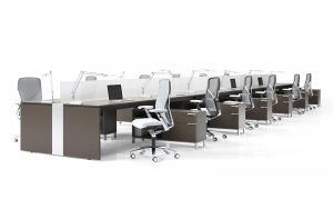 Allsteel Office Furniture - All Makes Office Equipment Co.