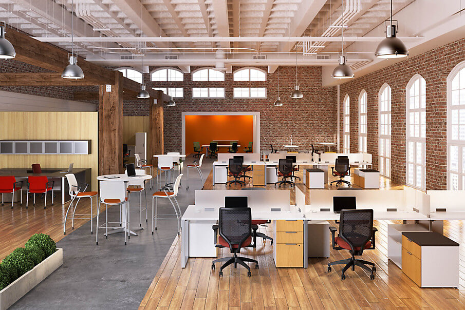 Hon Office Furniture Collections