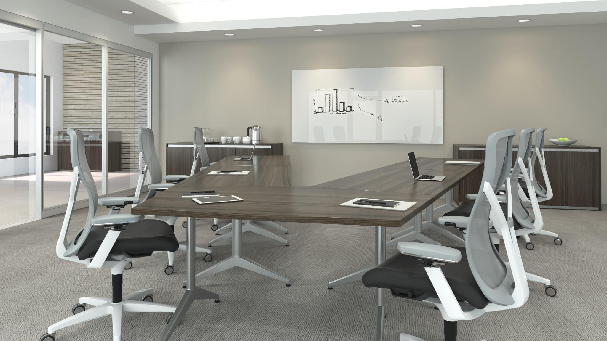 Meeting Spaces All Makes Office Equipment Co