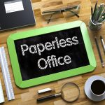 10 Great Benefits of Going Paperless in Your Office