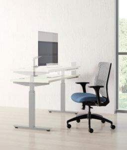 Hon Coordinate desk